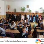 6 - The participants' enthusiasm for dialogue increases