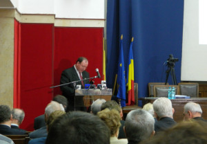 """5.Dr. Eng. Vasile PINTILE, Director General, National Administration """"Romanian Waters"""""""