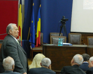 13.	Mr. Alexandru T. BOGDAN, Member of the Romanian Academy