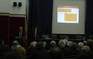 "16.Mr. E. CHIRU, Deputy Director General, ""Apa Nova"" Bucharest"