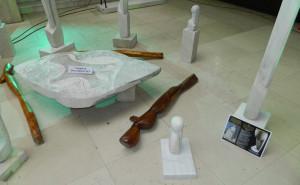 24.Sculptural ensemble