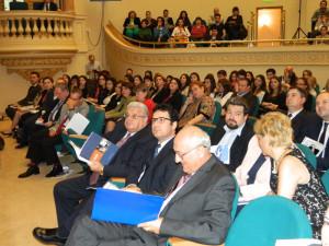 12. Professors Vasile SECĂREŞ, Remus PRICOPIE and Paul DOBRESCU