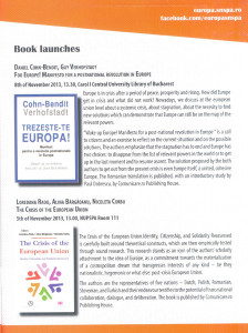 17. NUPSPA, Book Launches, November 8, 2013