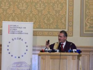 "36. Mihai TĂNĂSESCU, ""Lectio Prima"", Eurozone, between past and future"