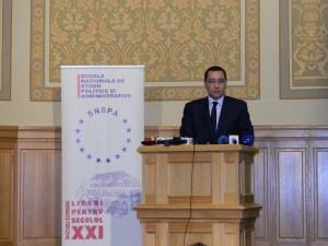 9. Prime Minister Victor PONTA