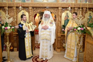 4. His Beatitude DANIEL, and Priest Physician Drd. Ic. Stavr. Vlad Toader, 2