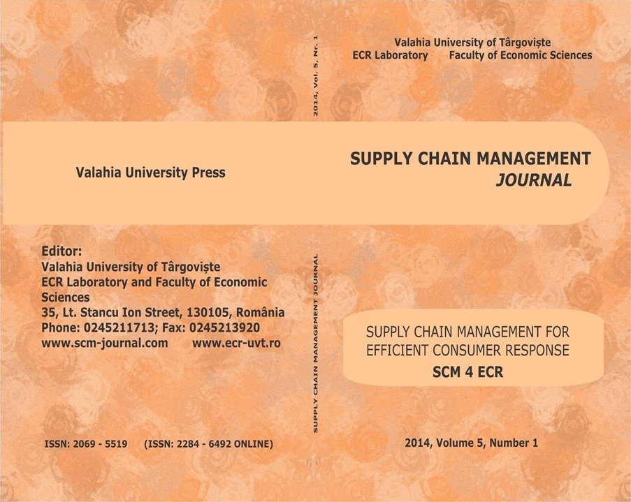 journal of supply chain management The most recent report from isi indicates that supply chain management/operations management/logistics/purchasing journals are in the top half of the 172 management journals, with the journal of supply chain management ranked 21st across all 172 management journals and 2nd across supply chain and operations management.