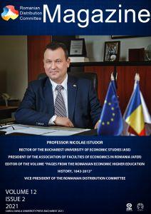 Romanian Distribution Committee Magazine, Volume 12, Issue 2, Year 2021
