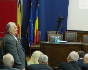 13.Mr. Alexandru T. BOGDAN, Member of the Romanian Academy