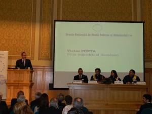 12. Prime Minister Victor PONTA