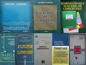 7. Several Books of Professor Dumitru Patriche