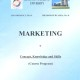 Ion Smedescu and Theodor Purcarea, Marketing, Course Program (Cover), 2004