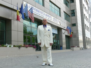 """For me, the Romanian-American University is everything: my home, my profession and my spare time. This establishment of education and science is a mirror of me and of my work for tens of years, my eternal soul, and my idea for the renewal of the concept of work"". Professor ION SMEDESCU, PhD Founding Rector of the Romanian-American University (Founded in 1991, accredited by law in 2002, receiving the qualification ""High confidence rating"" from ARACIS in 2010), and  President of the Romanian-American Foundation for the Promotion of Education and Culture"