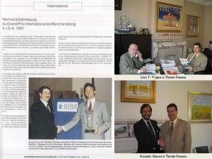 AIDA International Conference 1997, Edimbourg